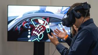 Högskolan Väst och SJ utvecklar kunskap kring VR som verktyg för utbildning