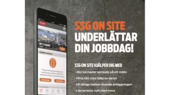SSG testar just nu om Anläggningsinformation kan användas som en app.