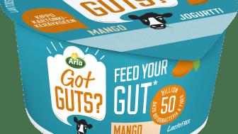 ARLA Got Guts? mangojogurtti