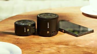 Schneller, stabiler, mehr Funktionen: großes Upgrade für die SmartShot Kameras