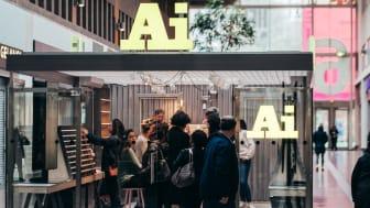 Skärholmens centrum berikas med Ai Eyewear, ett innovativt glasögonvarumärke.  Butiken invigs 2 maj 2019.