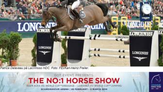 Gothenburg Horse Show – Fransmän på frammarsch