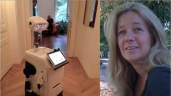 Är robotarna lösningen? Hör forskarna på Hjälpmedel & välfärdsteknologi 9-10 mars