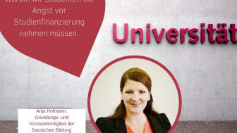 Standpunkt Bildung / Anja Hofmann, Deutsche Bildung