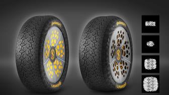 Continentalin tulevaisuuden rengasteknologiat
