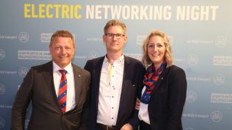 Erste Electric Networking Night bei BPW zur transport logistic