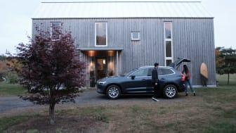 M – Volvo Car Mobility är först i Sverige med att lansera digital nyckeldelning