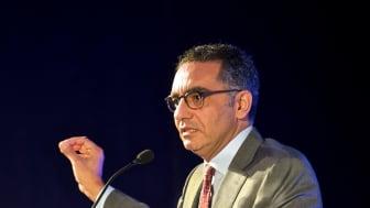 newdomains 2013 - Keynote von ICANN-Chef Fadi Chehadé