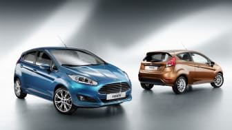 Uudistunut Ford Fiesta