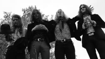 The Alfas gör sin debut på Wild Kingdom Records!