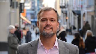Erik Elvingsson Hedén, VD SB Insight