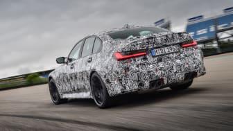 Helt nye BMW M3 Sedan