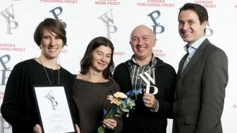 Folkuniversitetet vinnare av Svenska webb-priset 2011