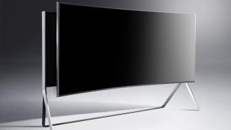 Samsung böjbar UHD TV
