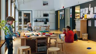 Arkitekt prisas för arbete med Matildelunds förskola i Kumla