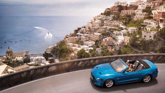Ford Mustang, världens mest sålda sportbil.