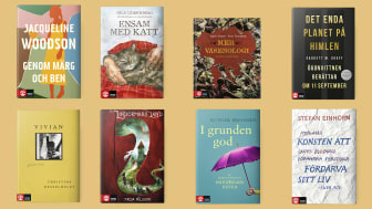 Höstens böcker 2020 från Natur & Kulturs allmänlitterära utgivningen – nya katalogen är här!