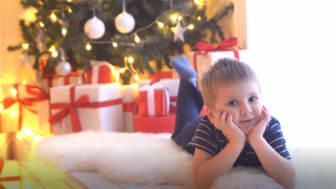 Udsatte børn får i år julegaver fra miljøorganisationen Krüger