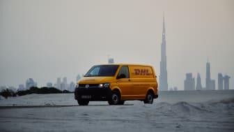 DHL Express leverer første forsendelser fra Israel til De forente arabiske emirater