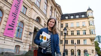 Noomi Hedlund. Foto Max Låke.