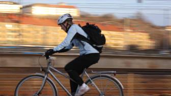 Friska cyklister – ren vinst för Stockholm