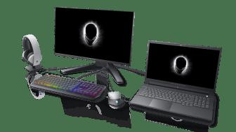 Nya generationens Alienware-modeller med design och prestanda i världsklass