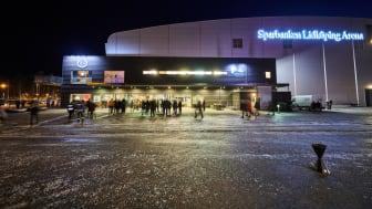 Förlängt avtal för restaurang 1934 på Sparbanken Lidköping Arena