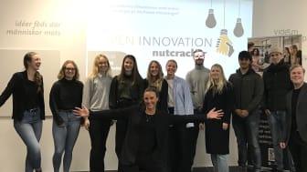 Schemalagd innovationsövning för studenter
