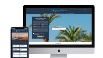 HusmanHagbergs lanserar ny Spanien-webb.