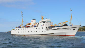 The Isles of Scilly Steamship Group provides a year-round passenger and cargo services between the UK mainland and the Isles of Scilly.