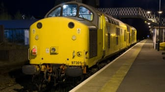 Hitachi onboard ETCS technology successfully operating with Network Rail track-side system