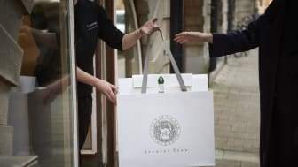 Svenskt Tenn startar concierge med avhämtningservice