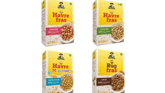 Havrefras gör det enkelt att äta hälsosammare