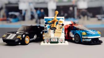 Az új Ford GT LEGO-szett