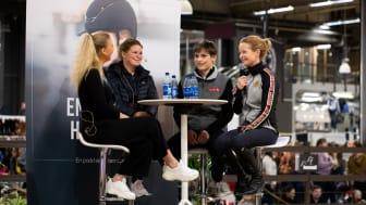 Johanna Lassnack intervjuade Malin Baryard-Johnsson, Ingemar Hammarström och Stephanie Holmén.