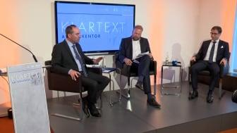 """GVB-Veranstaltung """"Klartext am Türkentor"""" mit Wirtschaftsminister Hubert Aiwanger: Mittelstand macht Bayerns Wirtschaft stark"""