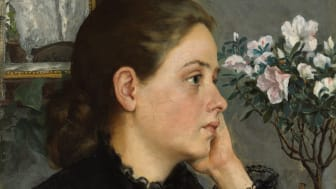 Sofie Werenskiold, Tankefull, 1881.