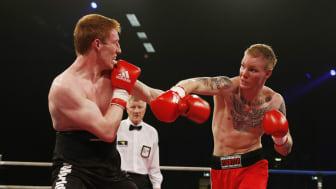 Norges boksehåp Simen Smaadal møter hviterusser i Nordic Fight Night