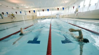 City council and Northumbria work in partnership for city pool swimmers