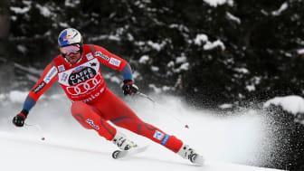 Aksel Lund Svindal forventes å kjempe om edle medaljer i OL. De norske alpinistene er blant de store trekkplastrene for tv-publikummet under OL.