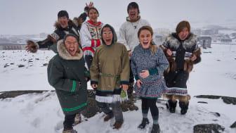 Årets nordlige folk er inuitter fra Nunavut.