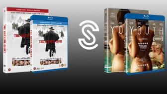 Nyheter på BLU-RAY, DVD och DIGITALT i maj från Scanbox Entertainment