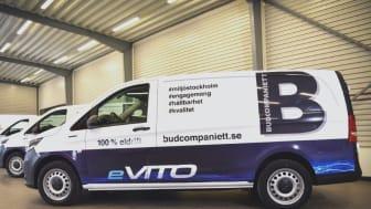 Bild Budkompaniett Mercedes-Benz eVito