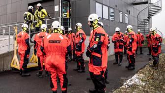 Nyansatte kommer på et 11-dages introkursus i Esbjerg inden første udmønstring.