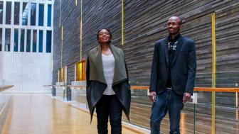 Eva Alexander och Peter Nicholaus från Clarion Malmö Live tar initiativ för att Malmös kulturer ska mötas.