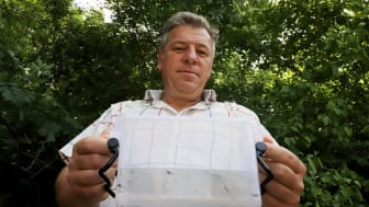 Trassenmanager Bernd Lang