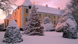 Dänemarks größter Weihnachtsmarkt findet im historischen Rokokoschloss Gavnø in Næstved statt. Dieses Jahr präsentieren über 150 Aussteller ihre Produkte in der weihnachtlich-stimmungsvollen Atmosphäre.