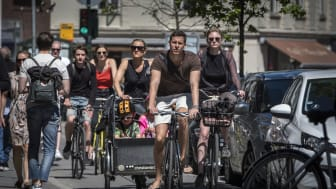 Regionala utvecklingsnämnden vill stödja nationell cykelsatsning med finansiering av två doktorandtjänster. Photo: News Øresund - Johan Wessman.