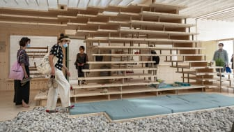 What we share. Nordic Pavilion