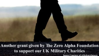 The Zero Alpha Foundation Supports Combat Stress
